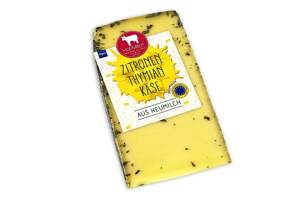 Zitronenthymiankäse 180g 1 Stück
