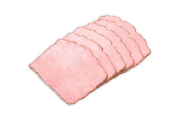 Fleischkäse Rein Rind 150 gr geschnitten