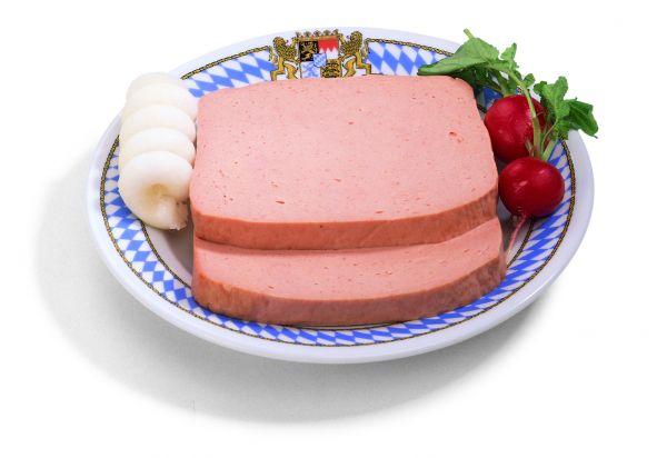 Fleischkäse Rein Rind 300gr 2 Scheiben