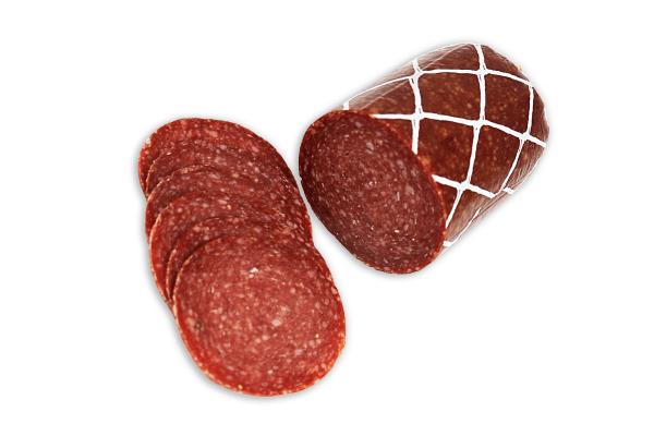 Allgäuer Bauernsalami Rein Rind 300g am Stück