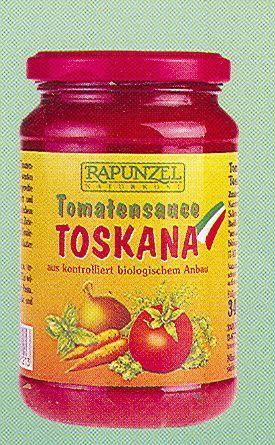 Bio Tomatensauce Toskana