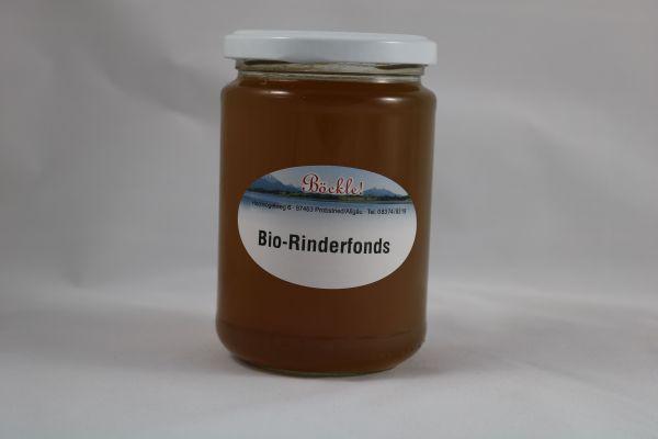 Bio Rinderfond