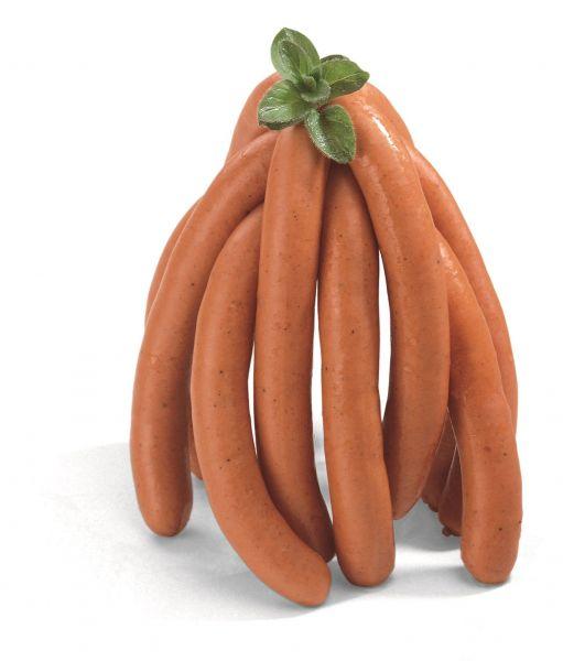 Wiener Würstchen Rein Rind 6 Stück (3 Paar) 250g