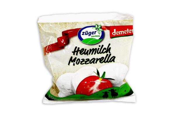 Bio Demeter Mozzarella