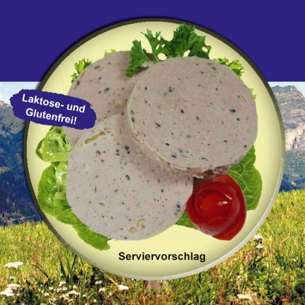 Weiße Kräuter Rindswurst Rein Rind 200g Dose