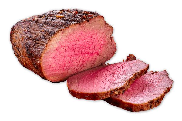 Rinderbraten am Stück Sous Vide gegart küchenfertig 500g