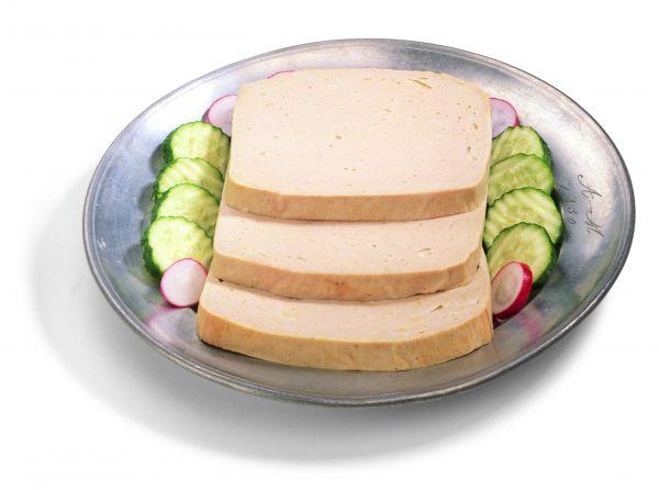 Kalbskäse 2 Scheiben 300gr Aus Kalb- und Rindfleisch