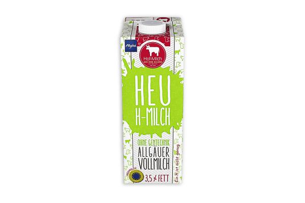 Heu H-Milch 3,5 % Fett 1 Liter